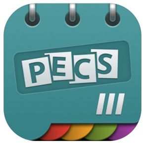 Practice PECS with an App