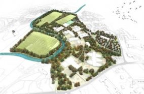 The Shared Education Campus Omagh Site Plan
